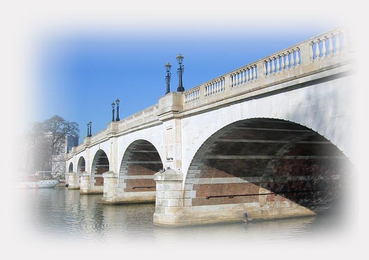 Kingston Upon Thames Bridge
